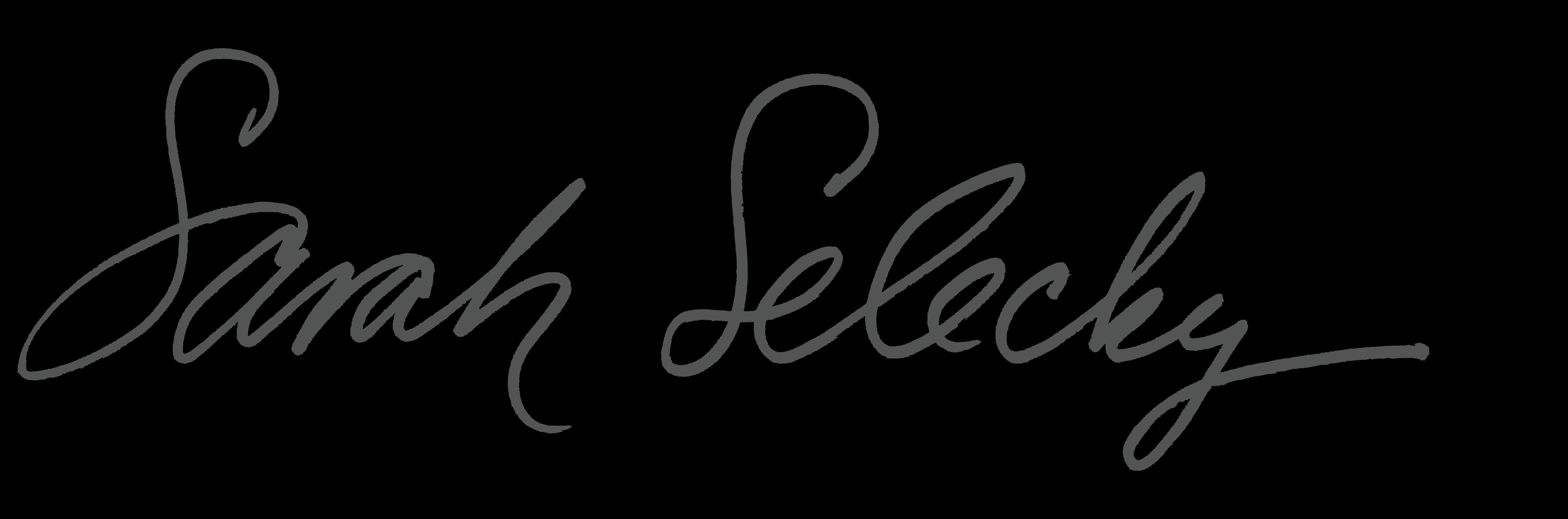 Sarah Signature (full) 600dpi
