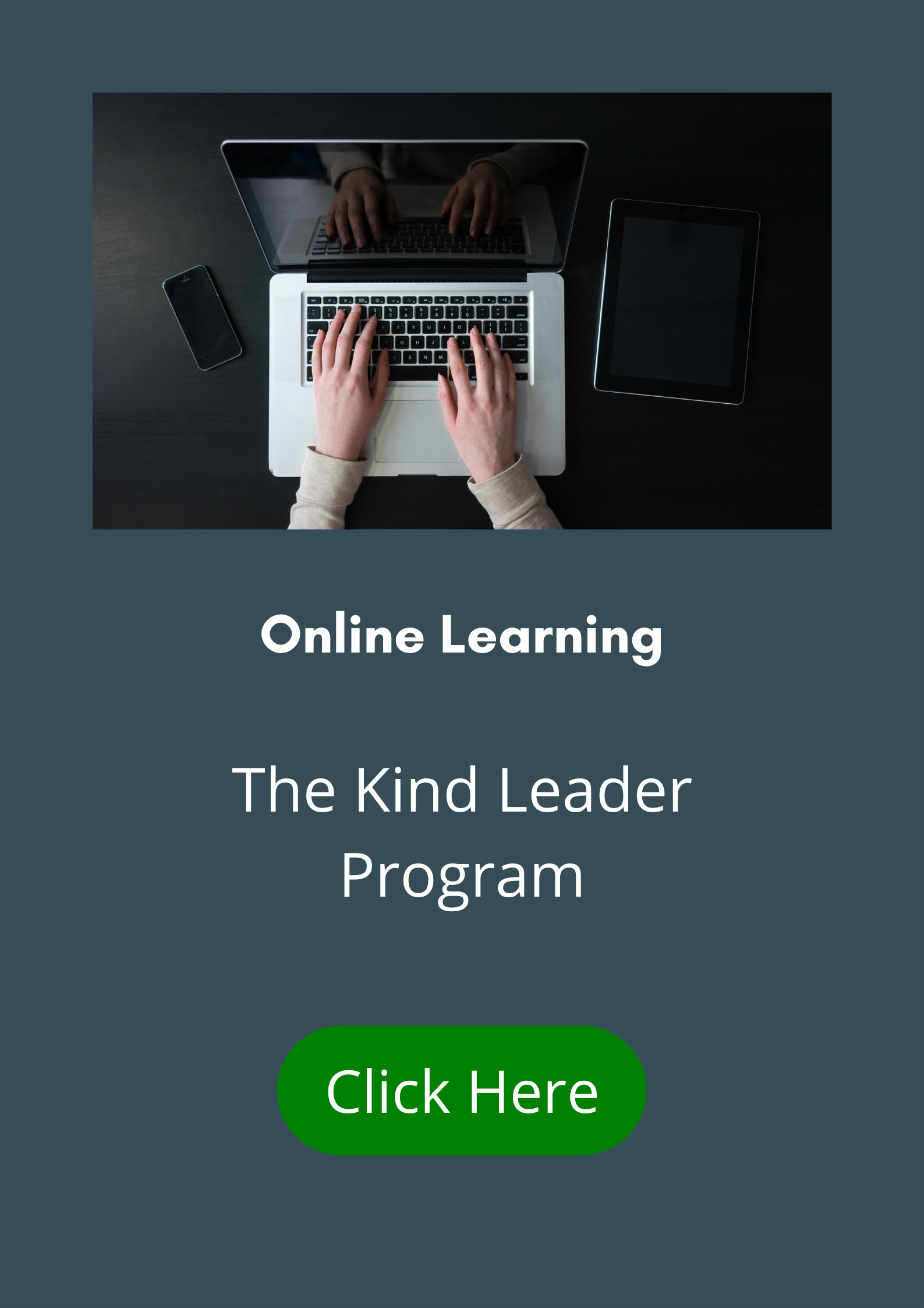 The Kind Leader Online Course