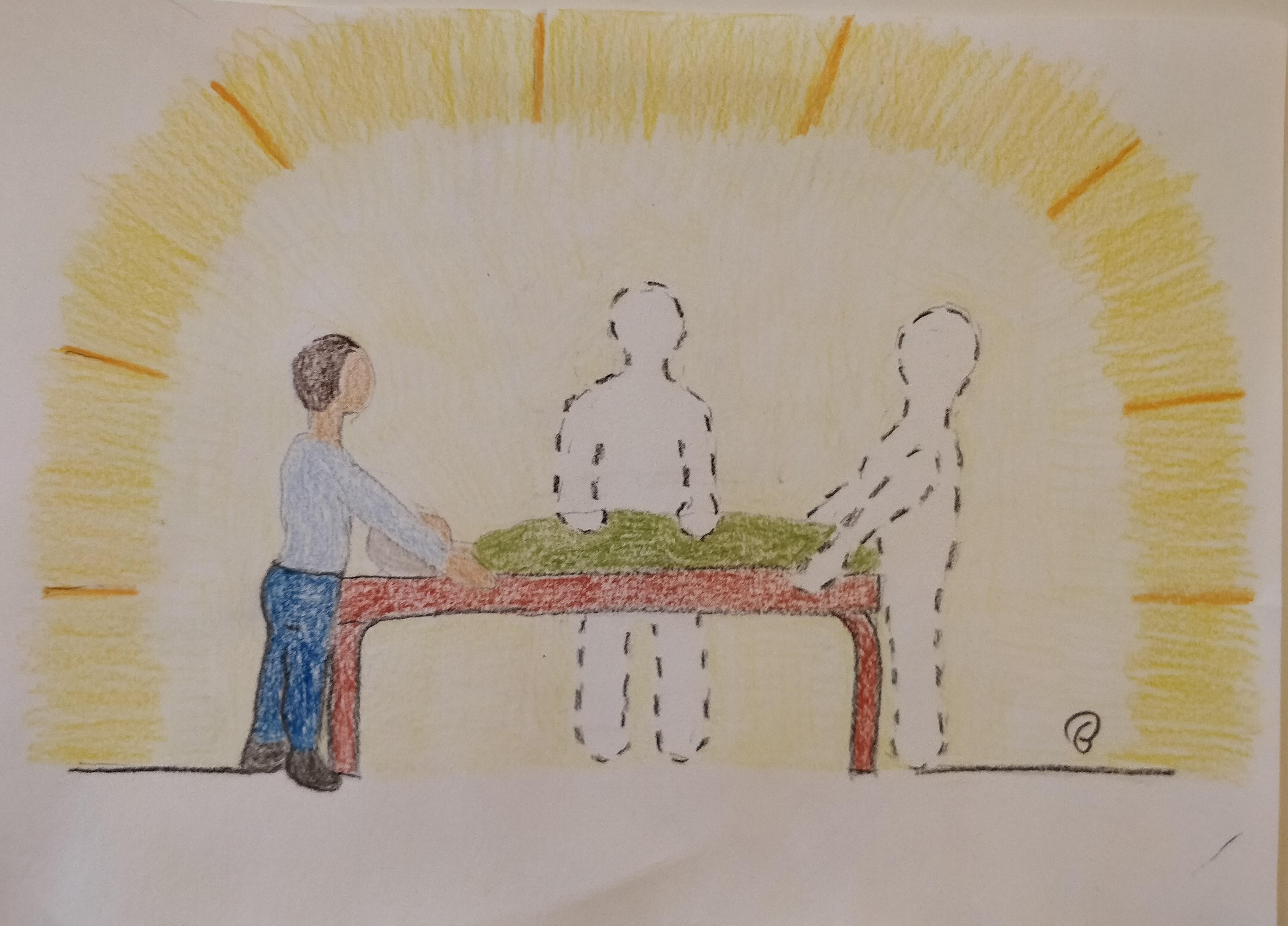 Spirituel healing