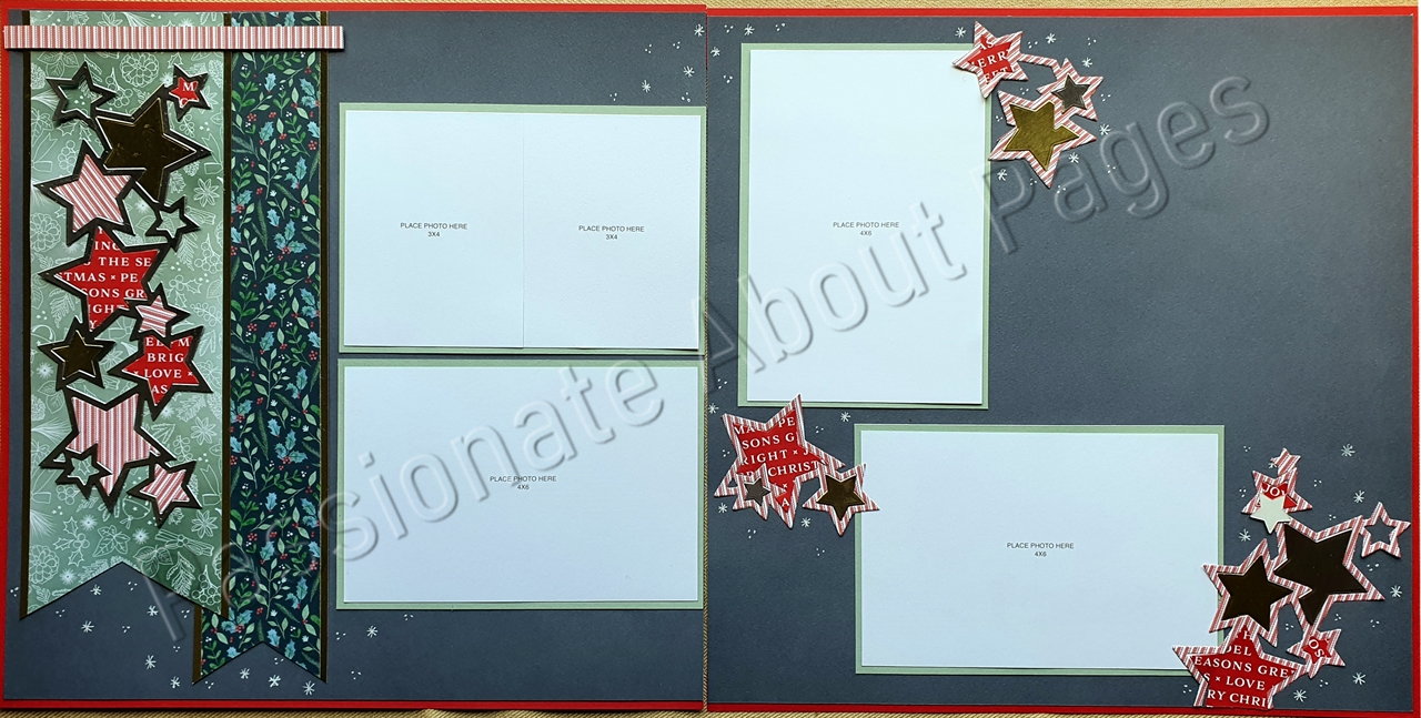 2109 Slimline Stars layout