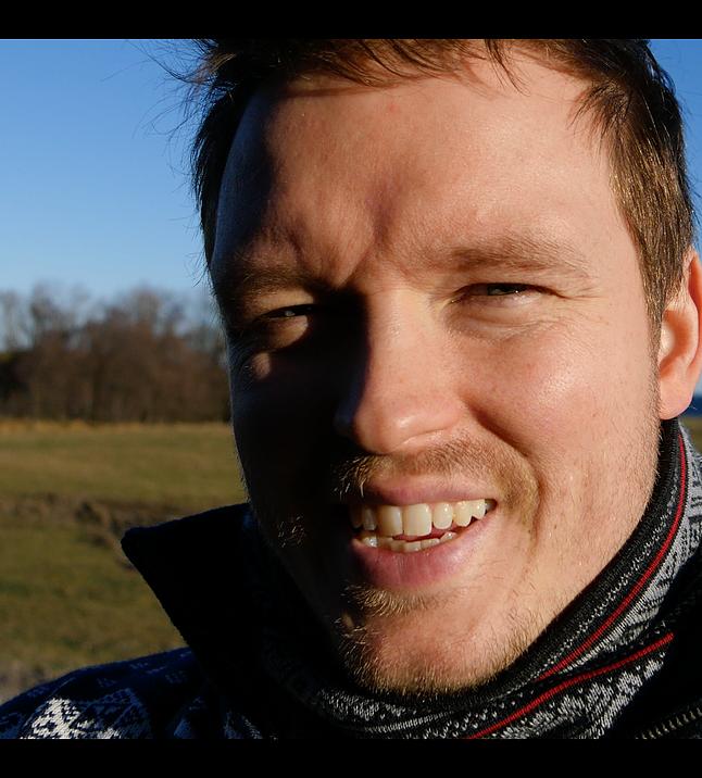 Rasmus portræt