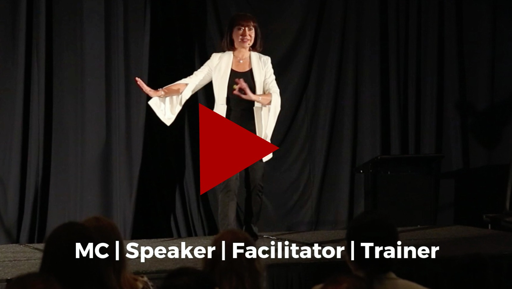 Jane Jackson Speaker Showreel