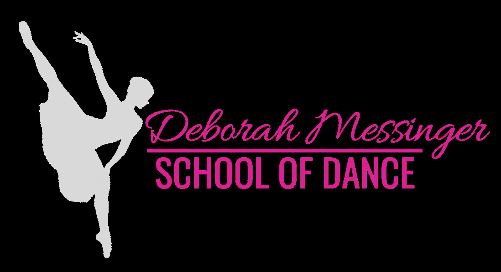 Deborah Messinger School of Dance logo