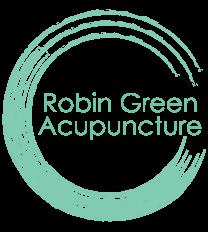 Robin Green Acupuncture/AcuBay Clinic logo