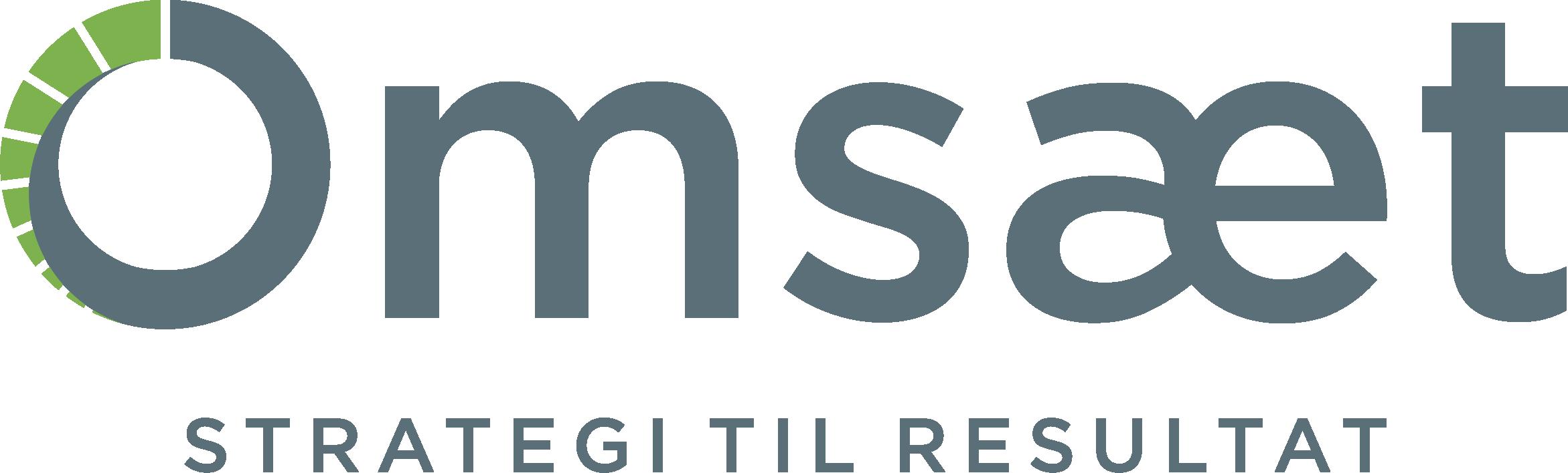Omsæt logo