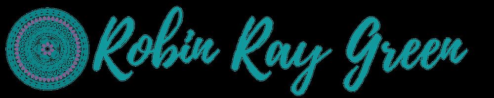 Robin Ray Green - Healing Kids in the Unwellness Gap™ with Chinese Medicine logo