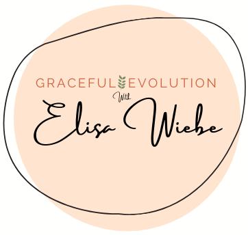 Graceful Evolution with Elisa Wiebe logo