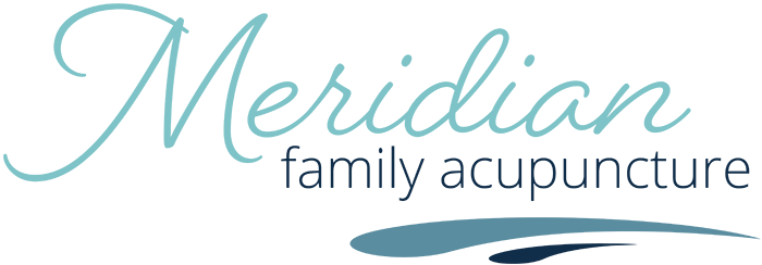 Meridian Family Acupuncture logo