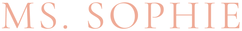 Ms. Sophie logo