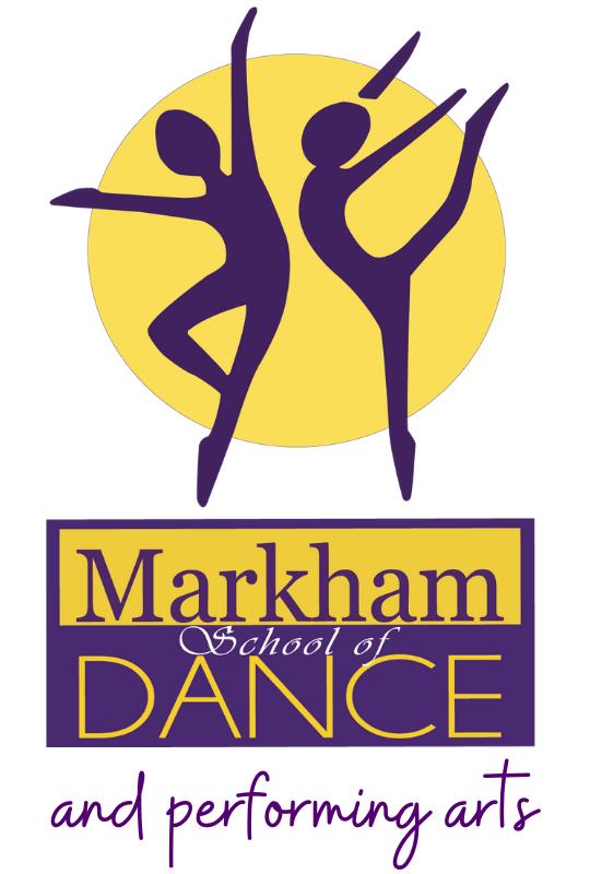 Markham School of Dance logo