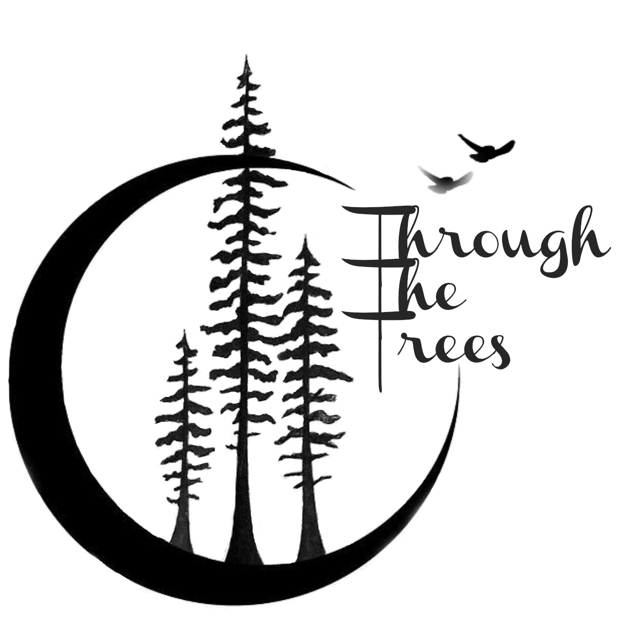 Through The Trees logo
