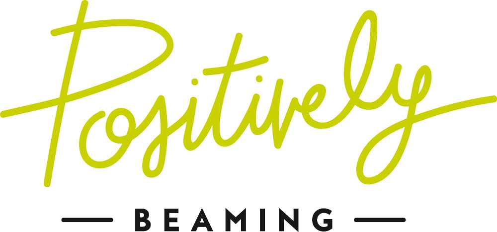 Jenny Cole - Positively Beaming logo