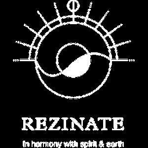 Rezinate Light : In Harmony with Spirit & Earth logo