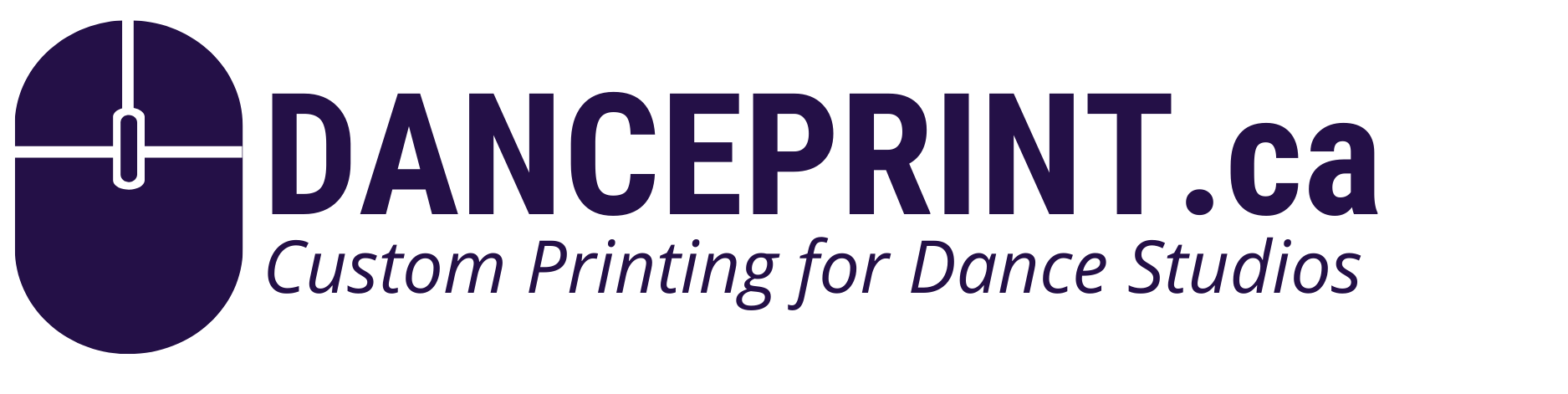 Dance Print logo
