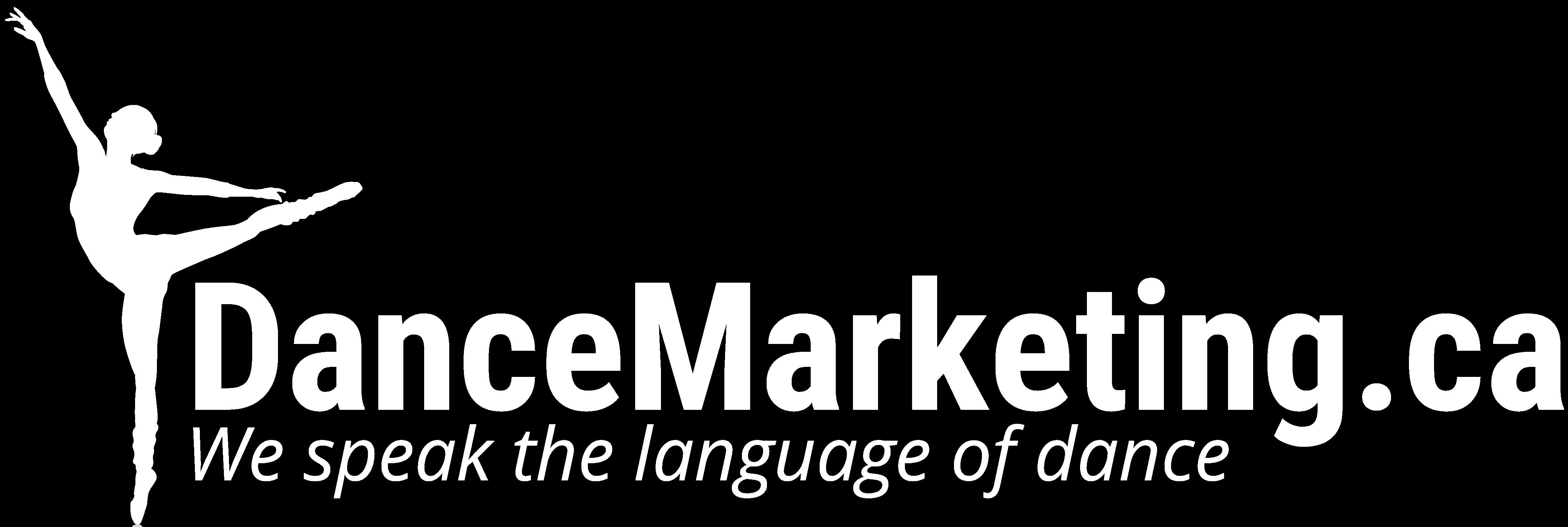 Dance Marketing  logo