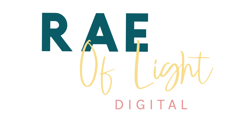 Rae Of Light Digital, LLC logo