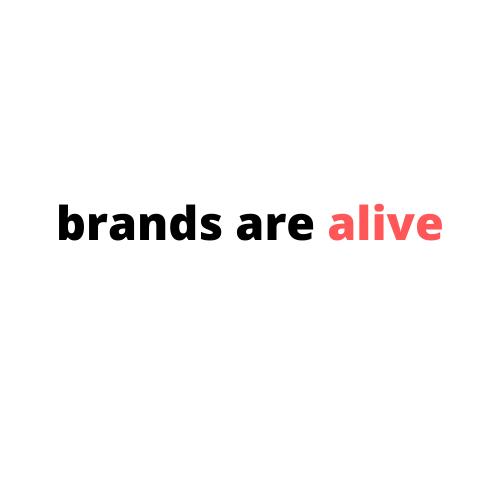 Brands Are Alive logo