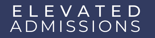 Elevated Admissions logo
