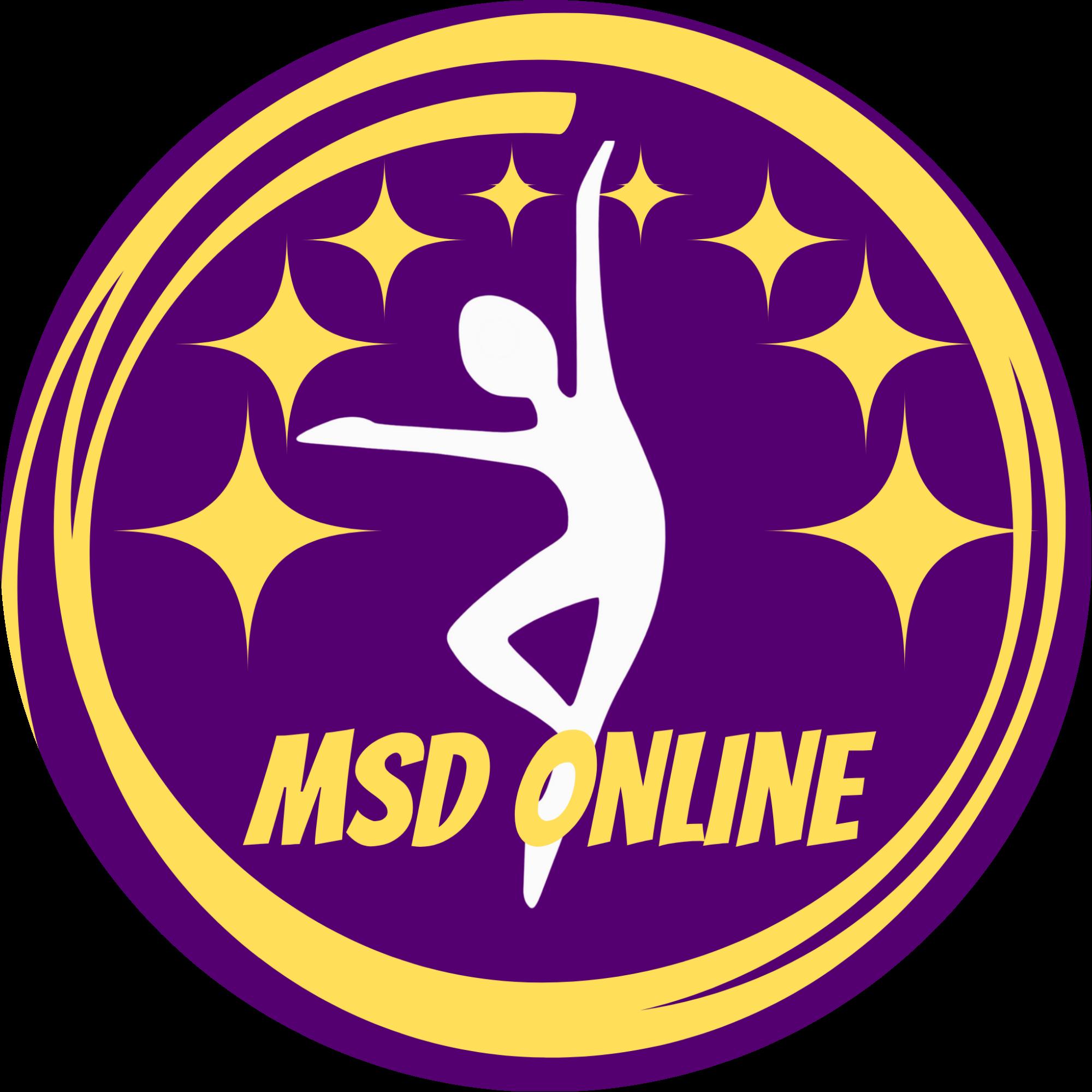 MSD Online Classes for Kids logo