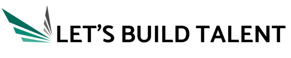 Let's Build Talent logo