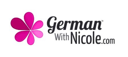 GermanWithNicole logo