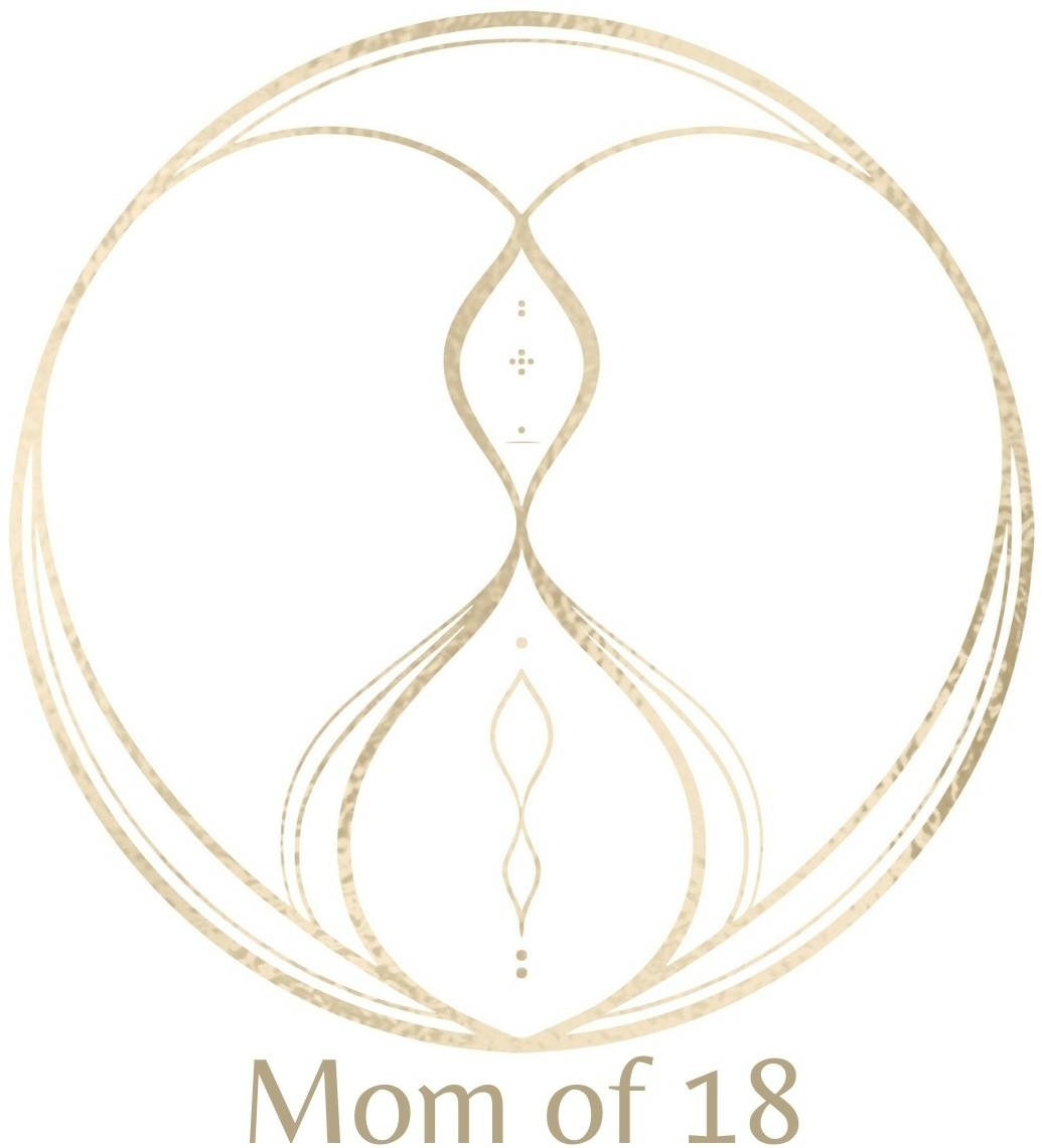 Mom Of 18 logo