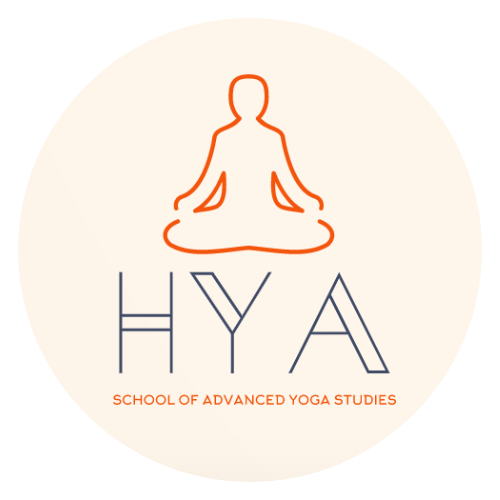 Higher Yoga Academy logo