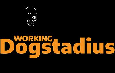 Working Dogstadius logo
