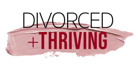 Divorced and Thriving logo