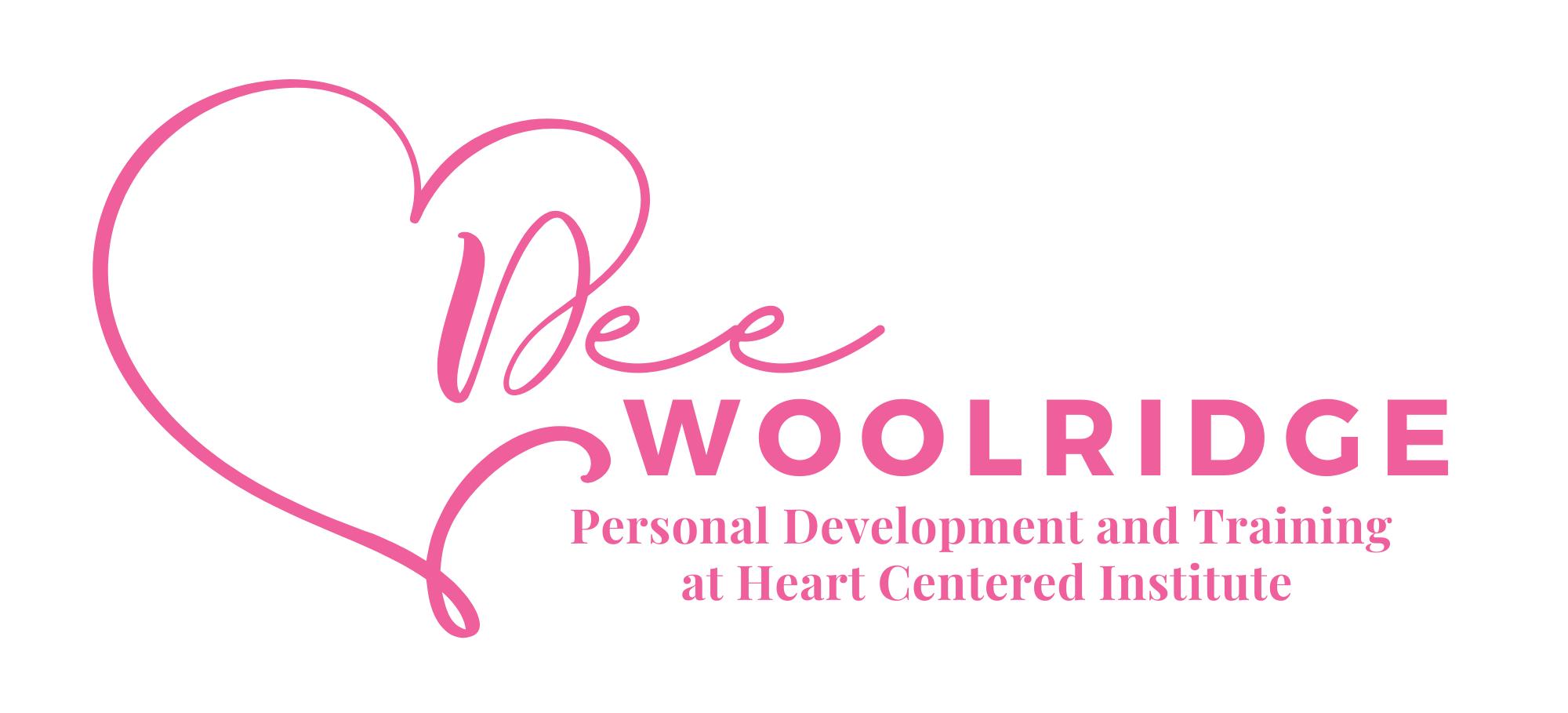 Dee Woolridge - Heart Centered Institute logo
