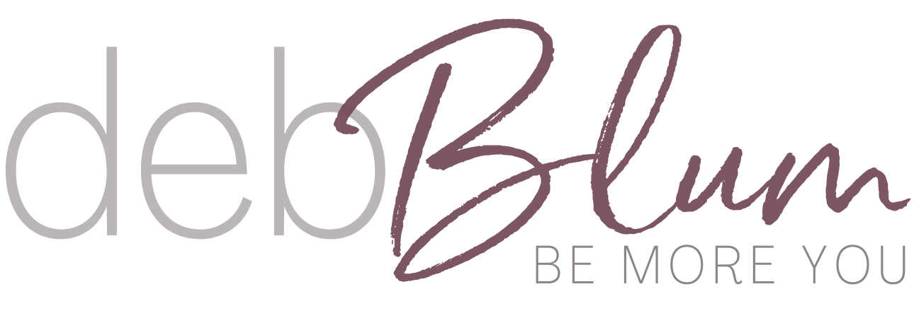 Deb Blum logo