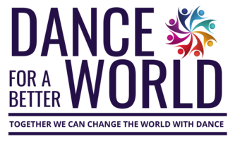 DANCE FOR A BETTER WORLD logo