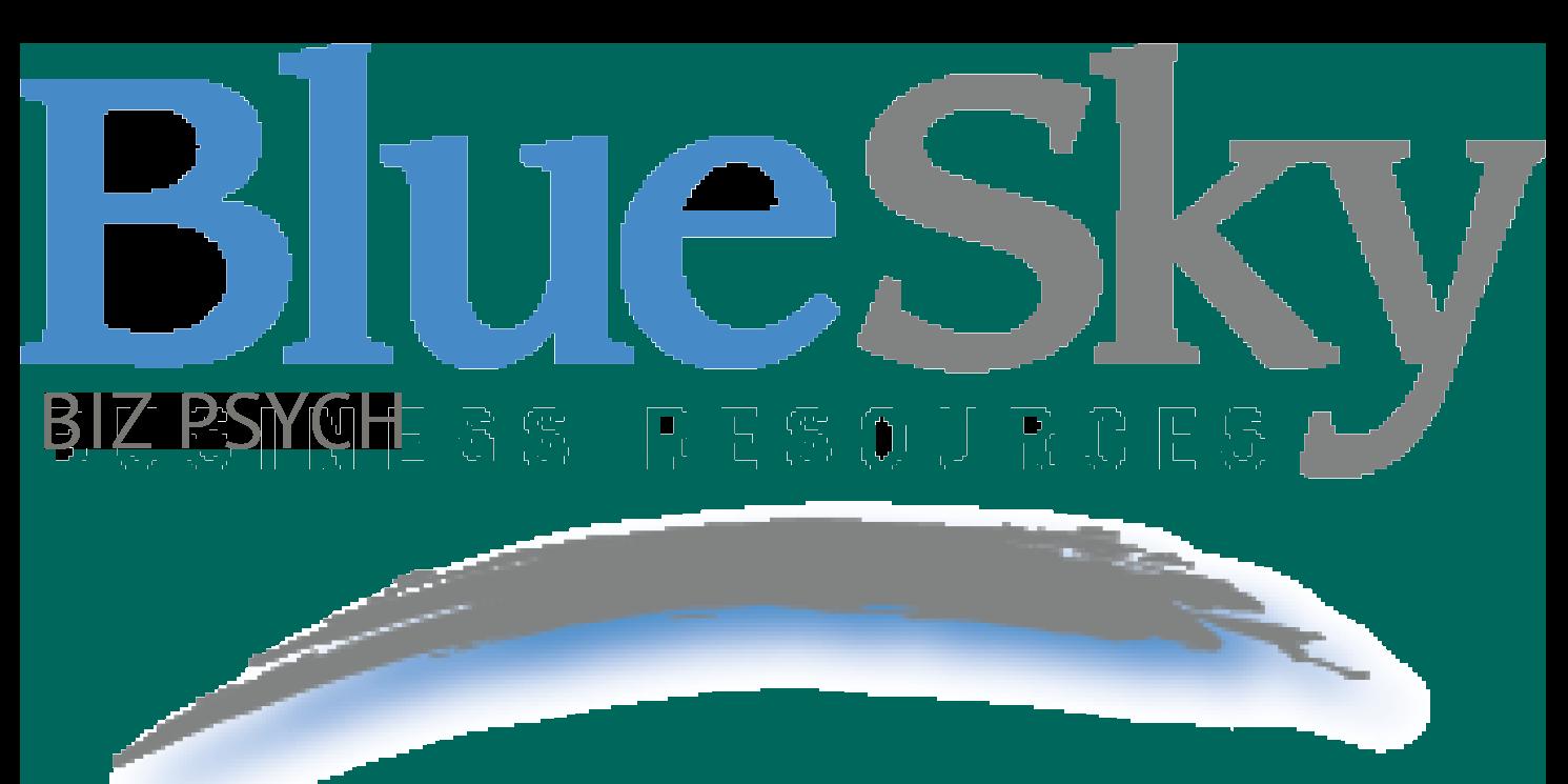 Blue Sky Business Resources