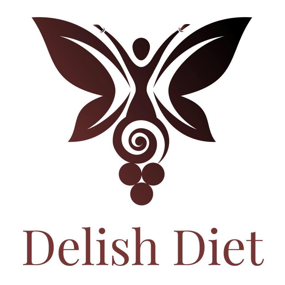 Delish Diet logo