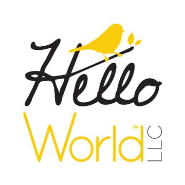 Hello World Website logo